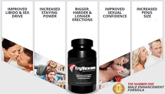 Tryvexan Male Enhancement gnc