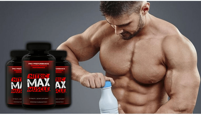 Nitric Max Muscle availability