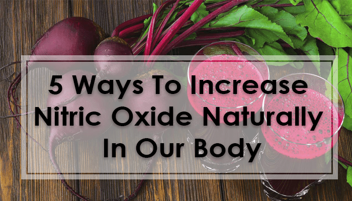 Nitric Oxide Rich Foods