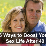 Sex Life after 40