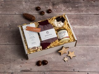 Gift box photography with ZWG