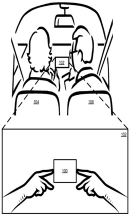 Apple Patents In-Car GPS with Safety Features