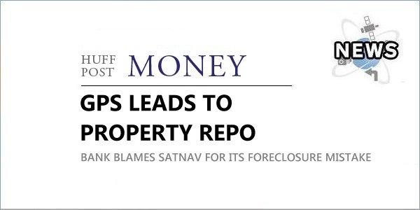 SatNav Leads to Home Repossession
