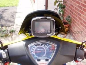 TomTom RIDER Scooter Install