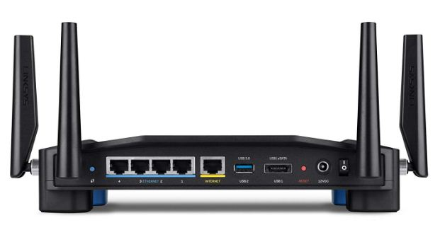 Linksys WRT1900AC AC1900 Port