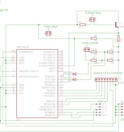 digital counter reed switch circuit diagram [ 1283 x 722 Pixel ]