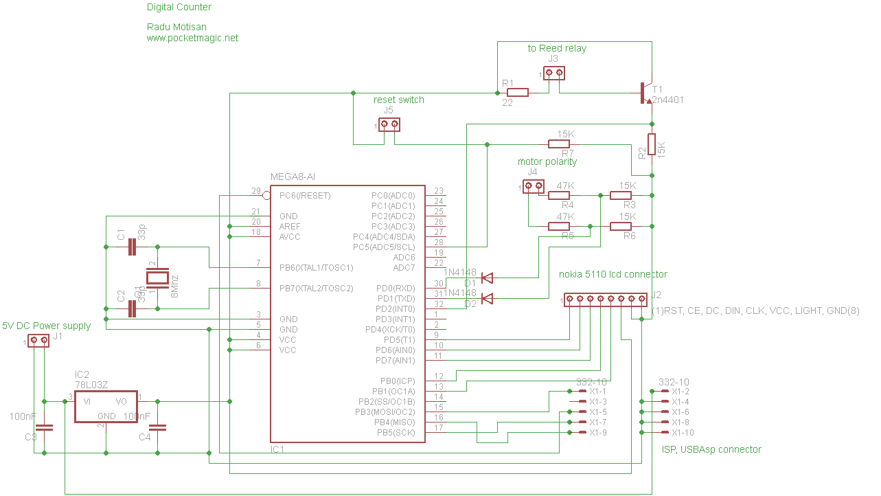 hight resolution of digital counter reed switch circuit diagram