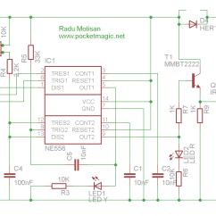 Electric Fence Circuit Diagram Diy Dremel 4000 Parts Mod For Perimeter Protection  Pocketmagic