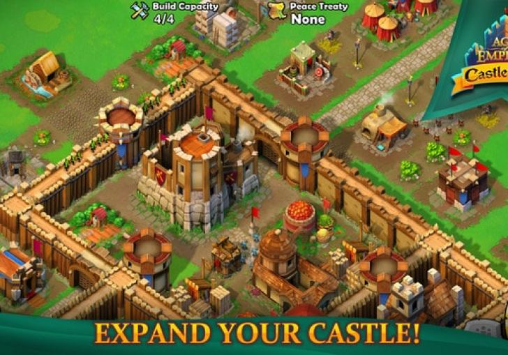 Age Of Empires Castle Siege Strategy