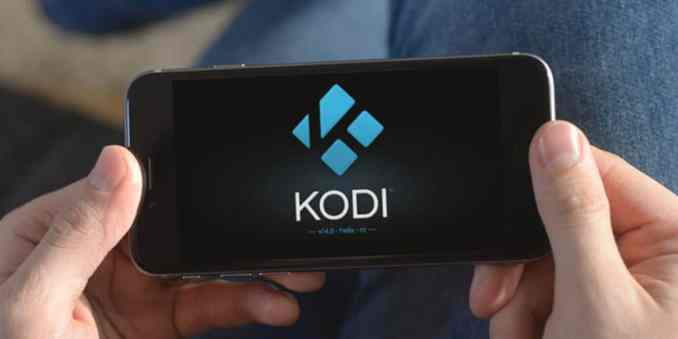 Image Install Kodi on iPhone