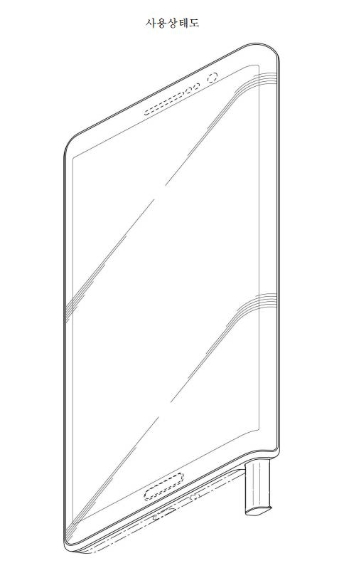 Samsung lässt spezielle Cover mit SPen patentieren
