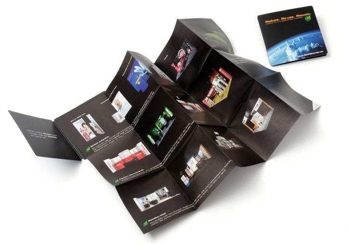 quadratischer PocketPlaner