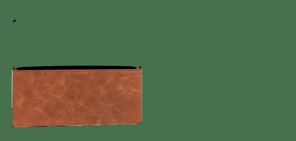 Teile eines Portemonnaies