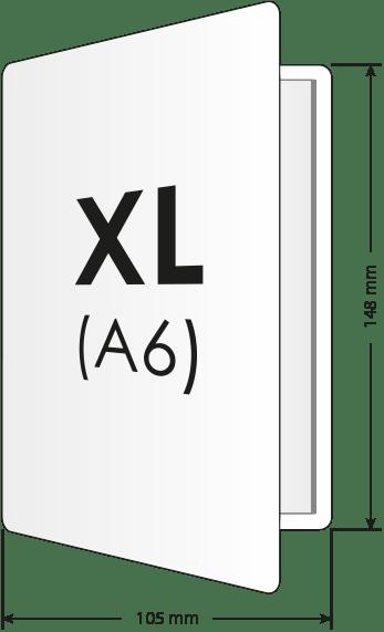 PocketPlaner-XL (DIN A6) Umschlag