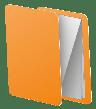 PocketPlaner-DUO-S Z-Card stehend