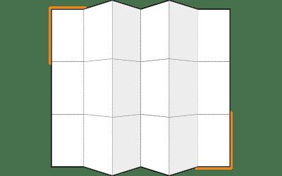 PocketPlaner mit zwei Einzeldeckeln