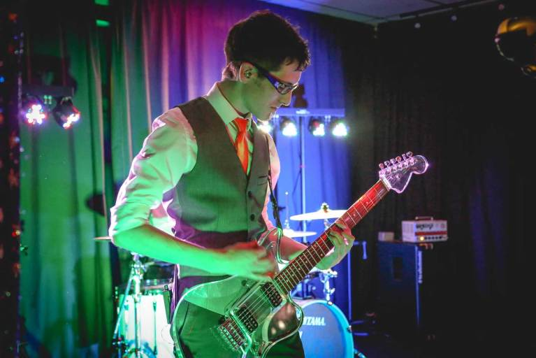 Hugh - Lead Guitar