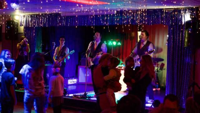 The Pocket Rockers Live at Bitterne Park