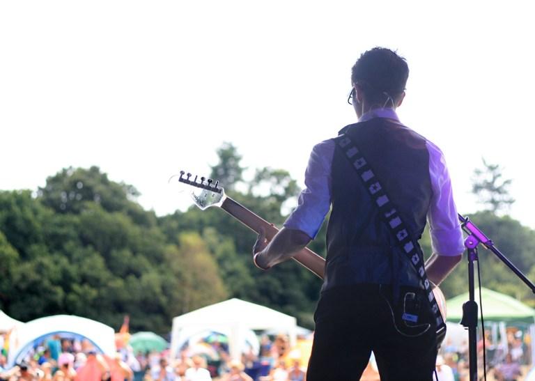 Vicky Park Festival 2018 - The Pocket Rockers