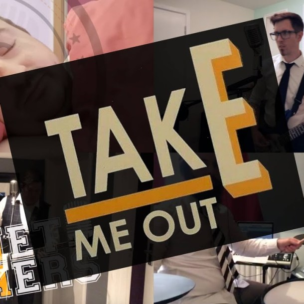 Thumbnail for the music video Take Me Out performed by The Pocket Rockers