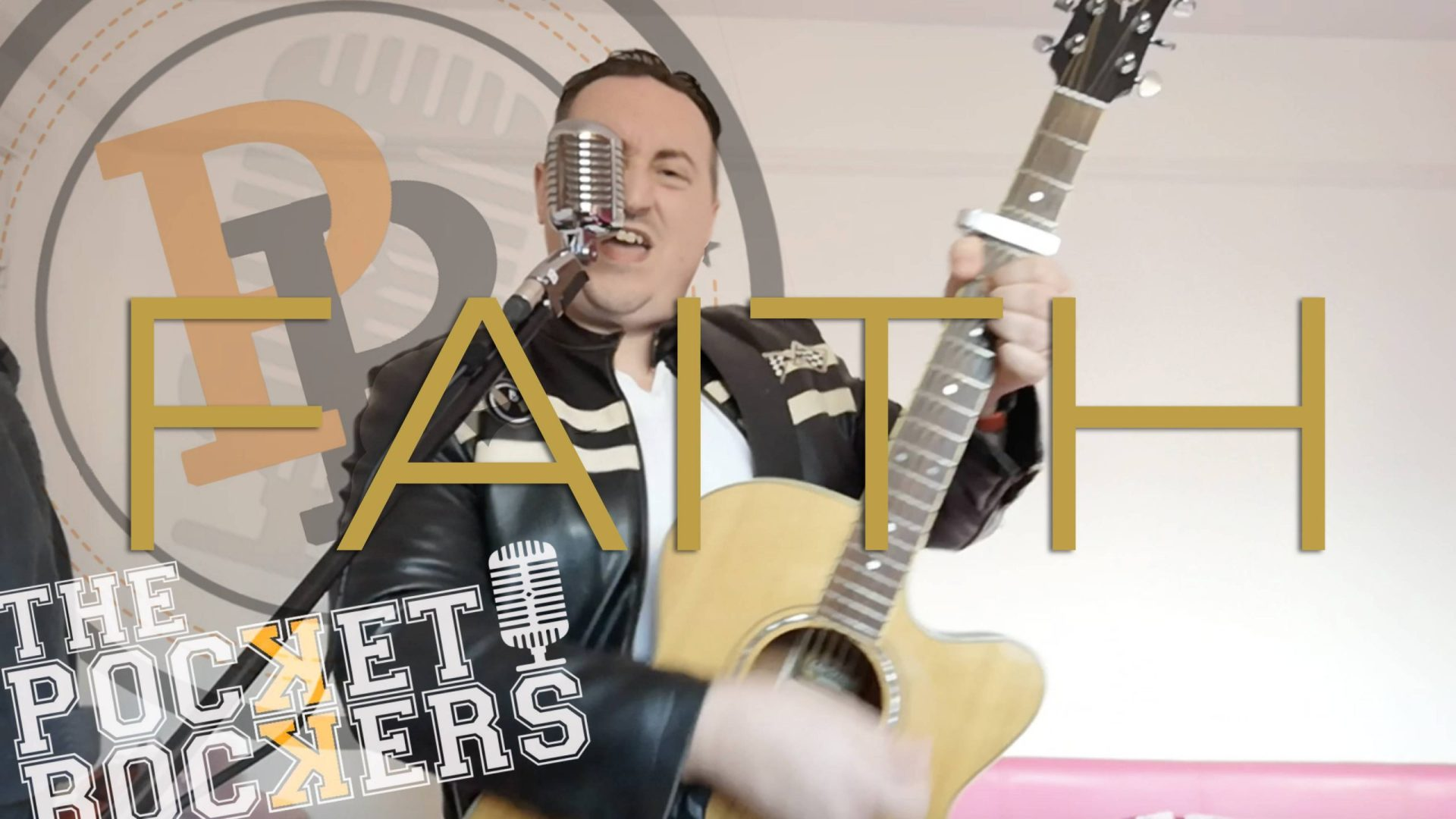 Thumbnail for the music video Faith performed by The Pocket Rockers