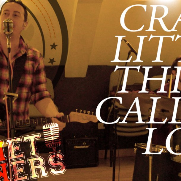Thumbnail for the music video Crazy Little Thing Called Love performed by The Pocket Rockers