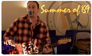 Thumbnail for the music video Summer Of 69 performed by The Pocket Rockers