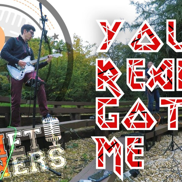 Thumbnail for the music video You Really Got Me performed by The Pocket Rockers