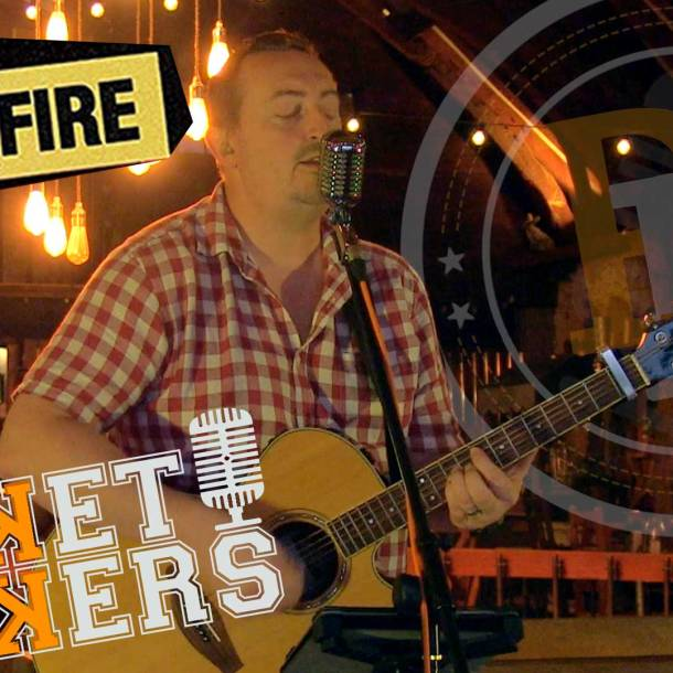 Thumbnail for the music video I'm on fire performed by The Pocket Rockers