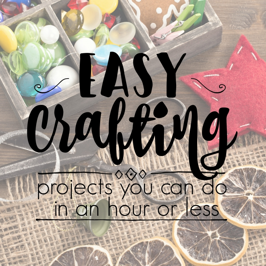 Easy Crafting