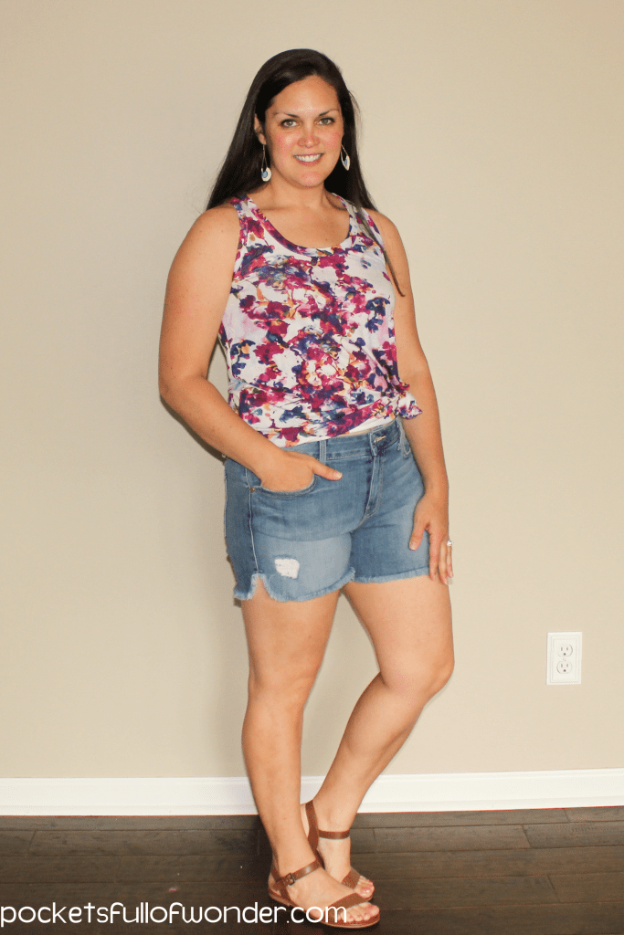 Summer Stitch Fix Shorts
