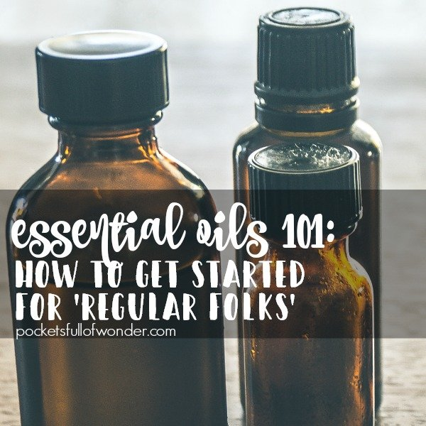 Essential Oil Bottles - How to get started with essential oils