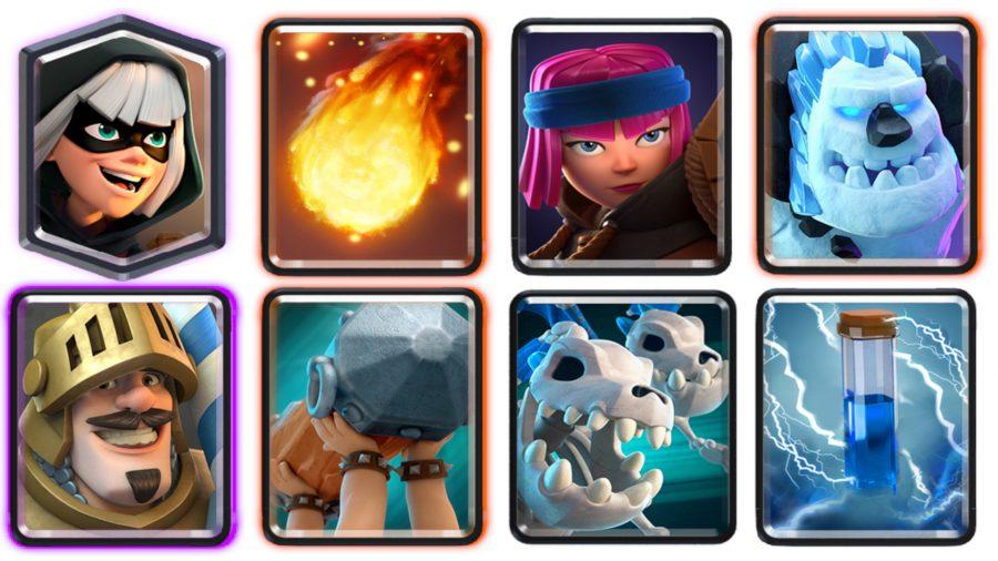 clash royale decks 11