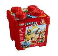 LEGO Juniors Construction 160-Piece Tub for $11.39 + Free ...