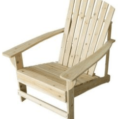Unfinished Adirondack Chair Loveseat Lawn Home Depot 39 Free Store Pickup