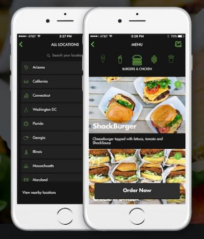 Free Burger at Shake Shack with App Download (iOS Only)