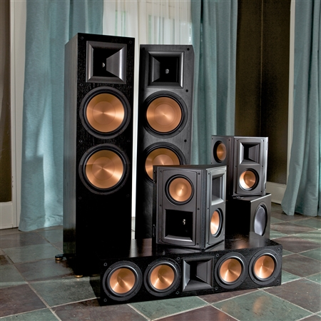 Review: Klipsch RF-7II Reference Series Home Theater Speaker System   Poc  Network // Tech