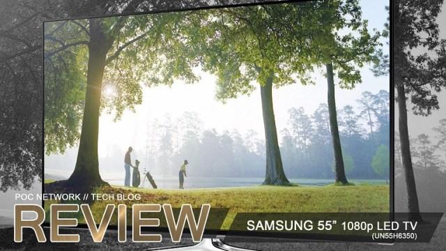 Review Samsung 55 Inch 1080p 120hz Smart Led Tv