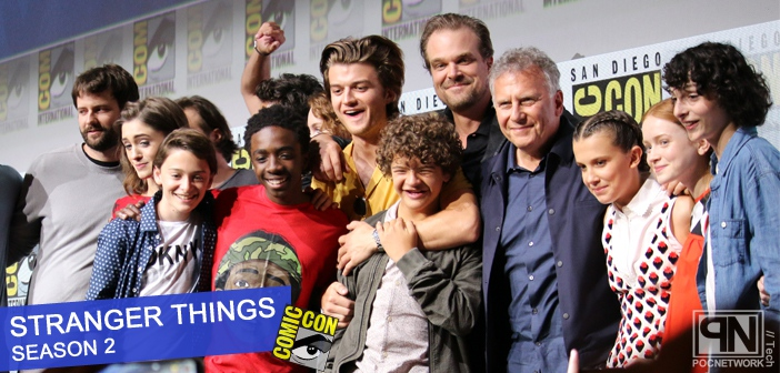 Netflix's Stranger Things Season 2 trailer rocks the house at Comic Con