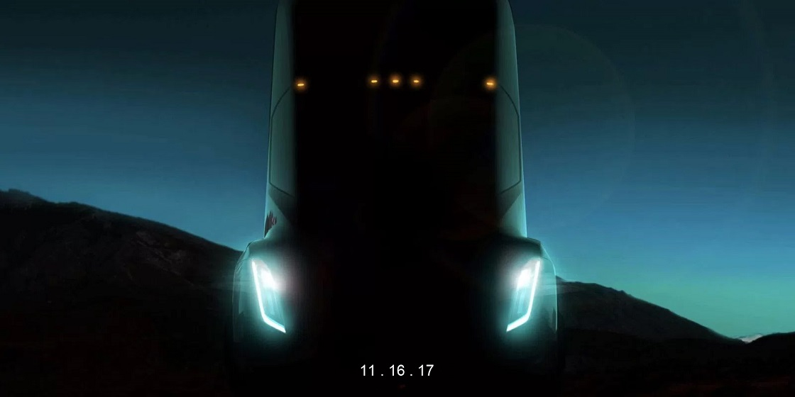 Tesla to unveil their autonomous semi truck this Thursday	 0 By James