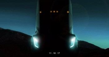 Tesla to unveil their autonomous semi truck this Thursday