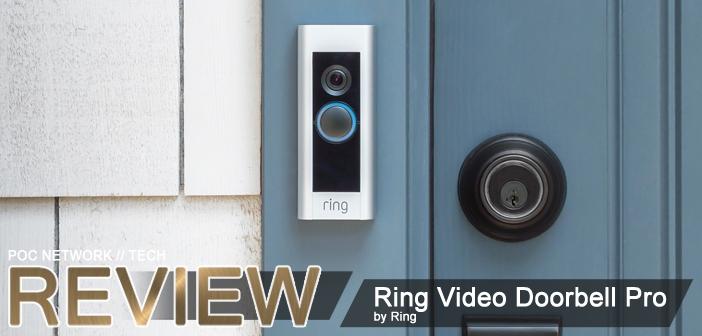 Review: Ring Video Doorbell Pro (1080p)