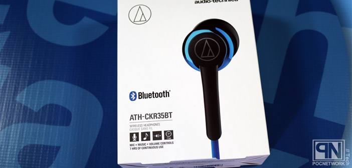 Review: Audio-Technica ATH-CKR35BT Wireless In-Ear Headphones