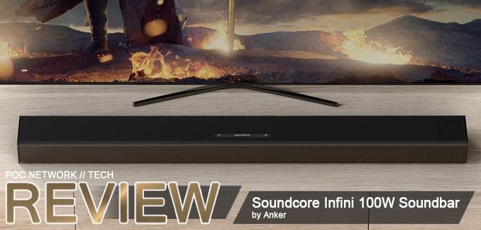 9a77f84155a Review  Anker Soundcore Infini 100-Watt Soundbar