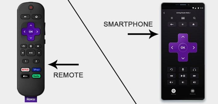 Roku Streambar Pro - Remote Control
