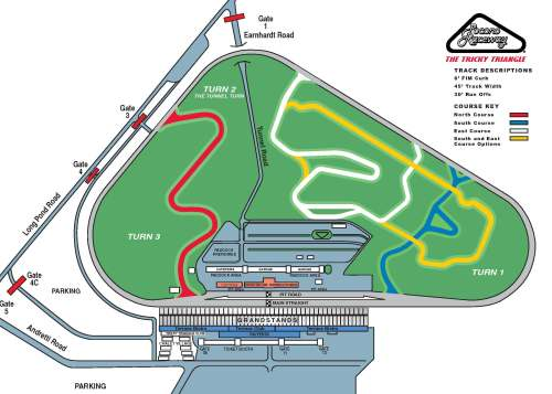 small resolution of road course map