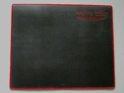 Mouse Mat Leather