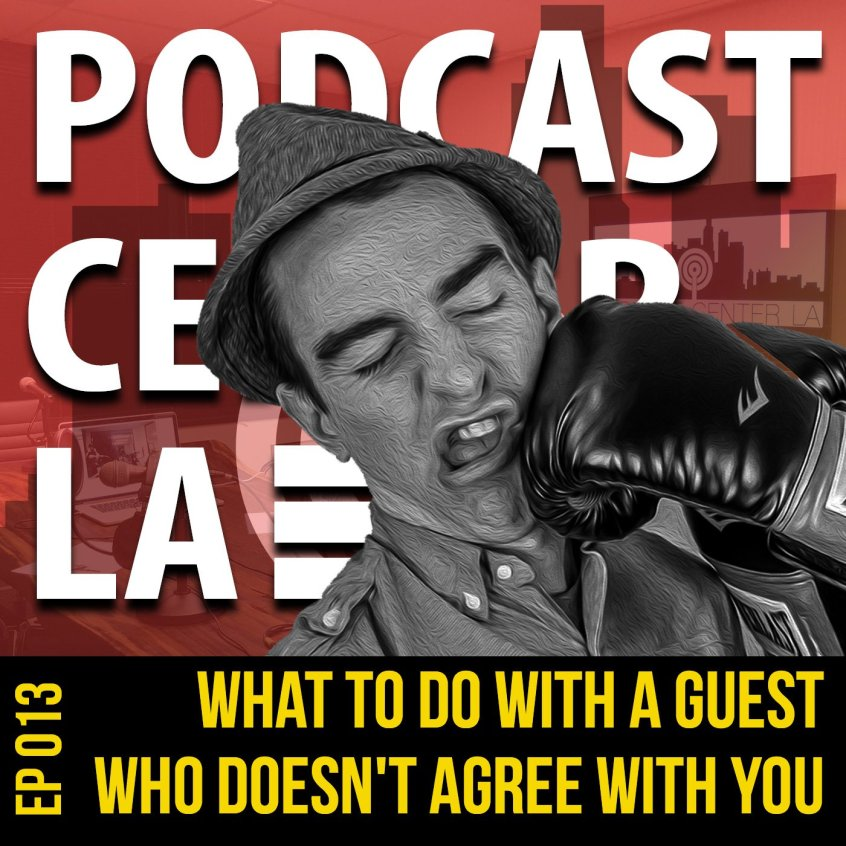 Podcast Center LA Episode 13 art