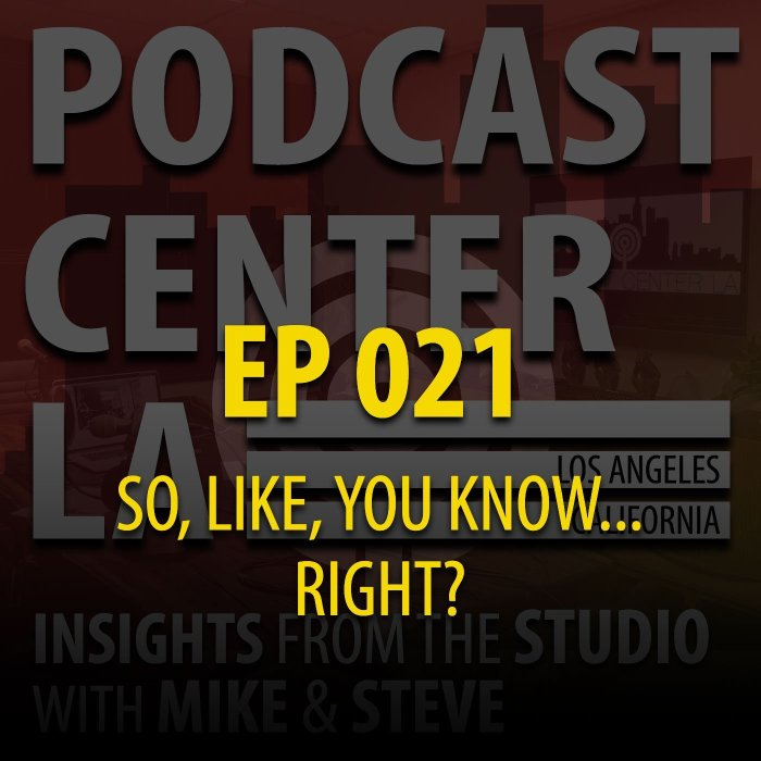 Podcast Center LA Insights From The Studio Episode 9