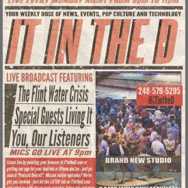 ITintheD Ep130 – The Flint Water Crisis